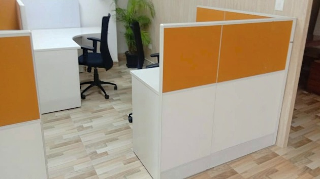 GoOffice 2201 4 Seater Private Cubicles
