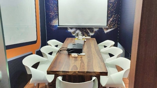GoSpace 2181 8 Seater - Meeting Room