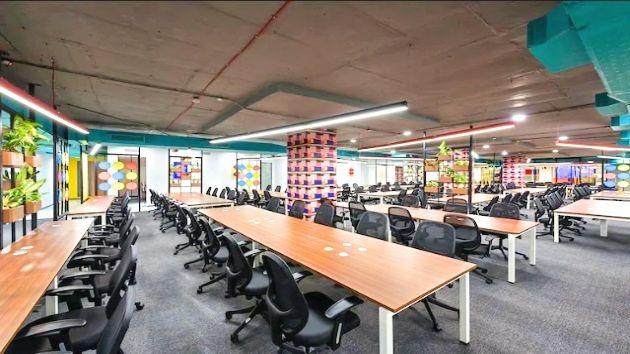 GoOffice 1188 Open Desks