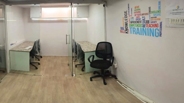 GoOffice 1201 4 Seater Private Cabin