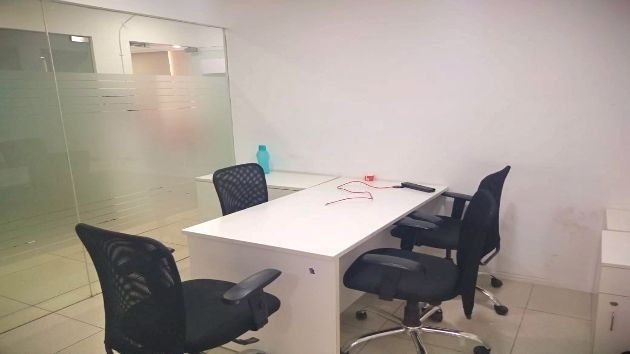 GoSpace 3144 4 Seater - Meeting room