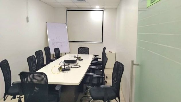 GoSpace 3146 12 Seater - Meeting room