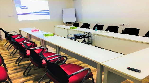 GoSpace 2263 24 Seater - Training Room