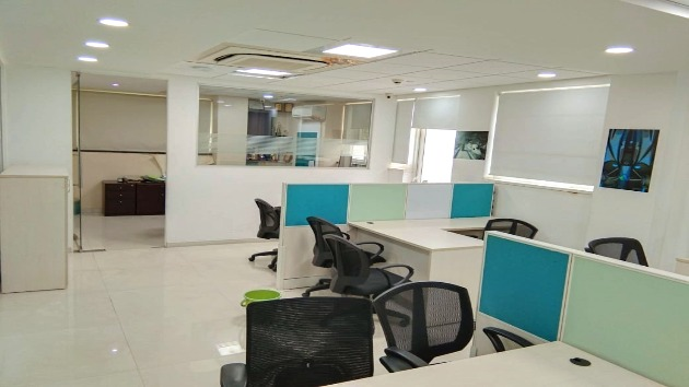 GoOffice 1235 10 Seater Private Cabin