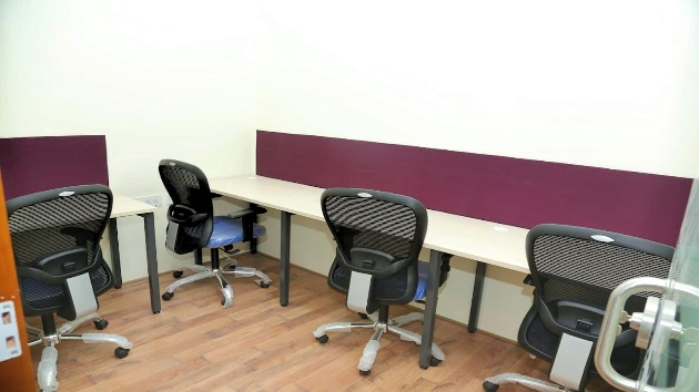GoOffice 2365 4 Seater Private Cabin