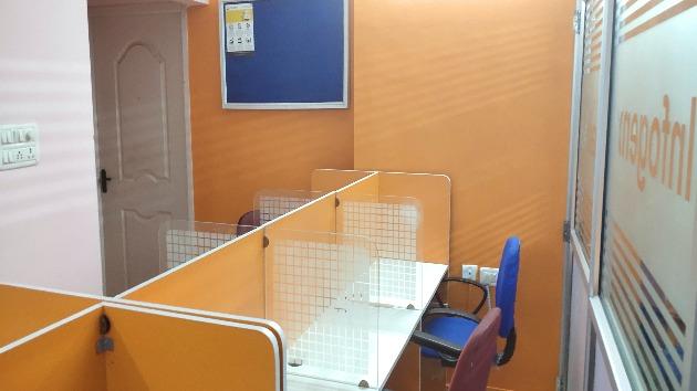 GoOffice 1237 Open Desks