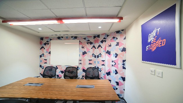 GoSpace 2371 6 Seater - Meeting Room