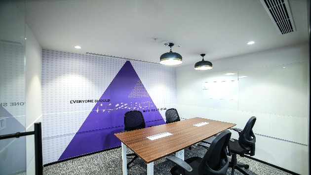 GoSpace 2373 4 Seater - Meeting Room
