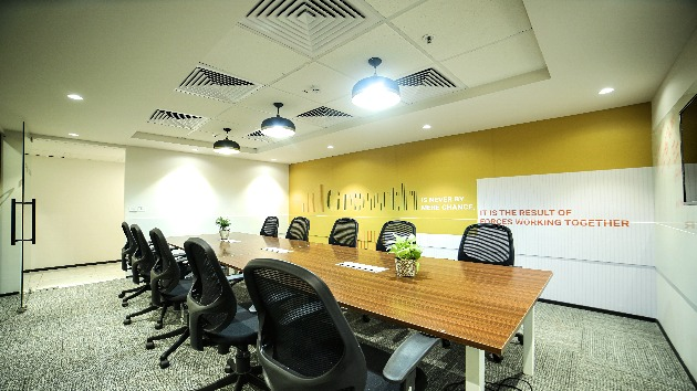 GoSpace 2375 10 Seater - Meeting Room