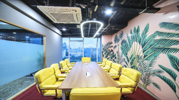 GoSpace 3155 10 Seater - Meeting Room