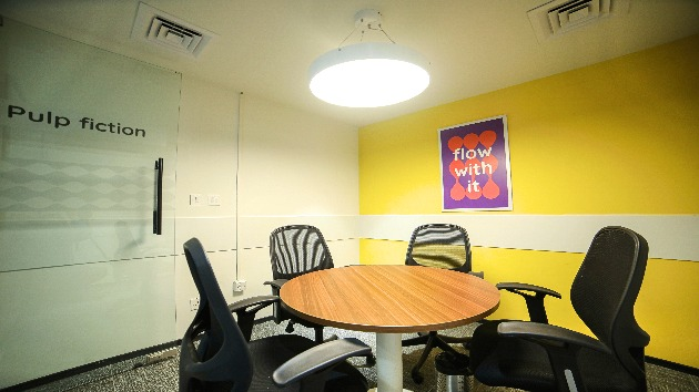 GoSpace 1238 4 Seater - Meeting Room