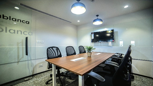 GoSpace 1239 6 Seater - Meeting Room