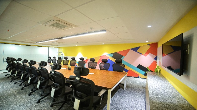 GoSpace 1241 24 Seater - Meeting Room