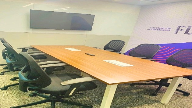 GoSpace 3157 6 Seater - Meeting Room