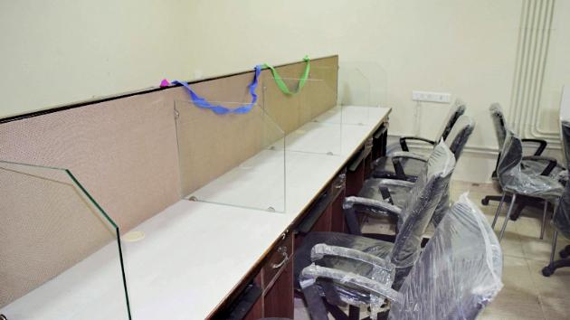 GoOffice 4012 Open Desks