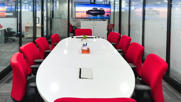 GoSpace 2334 8 Seater - Meeting Room