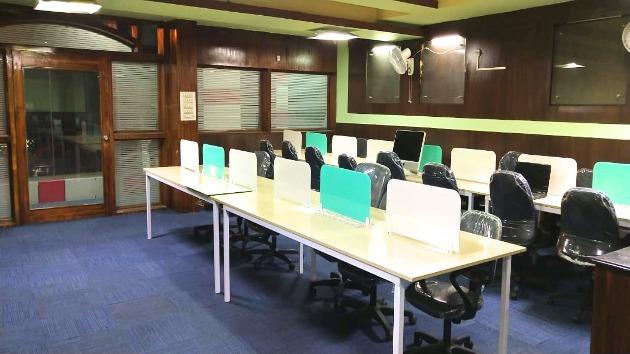 GoOffice 2393 Open Desks