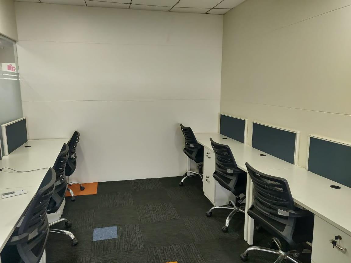 GoOffice 6101 8 Seater Private Cabin | Vashi