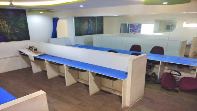GoOffice 1248 Open Desks