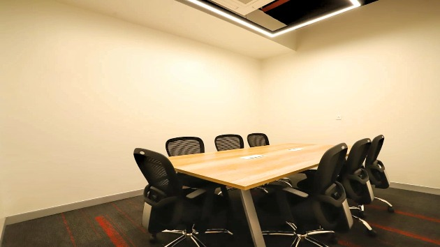 GoSpace 5008 7 Seater - Meeting Room
