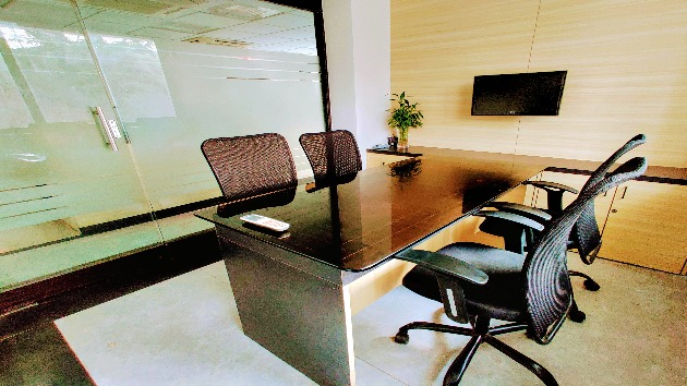 GoSpace 6012 3 Seater - Meeting Room