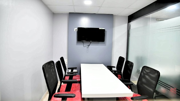 GoSpace 5012 6 Seater - Meeting Room