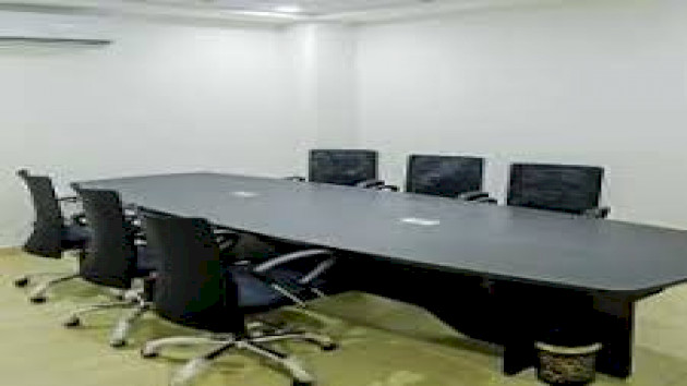 GoSpace 2423 10 Seater - Meeting Room