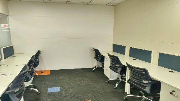 GoOffice 6098 7 Seater Private Cabin | Vashi