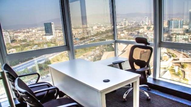GoSpace 6096 4 Seater Meeting Room | Vashi