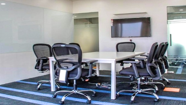 GoSpace 6095 8 Seater Meeting Room | Vashi