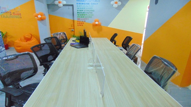 GoSpace 5037 10 Seater - Training Room