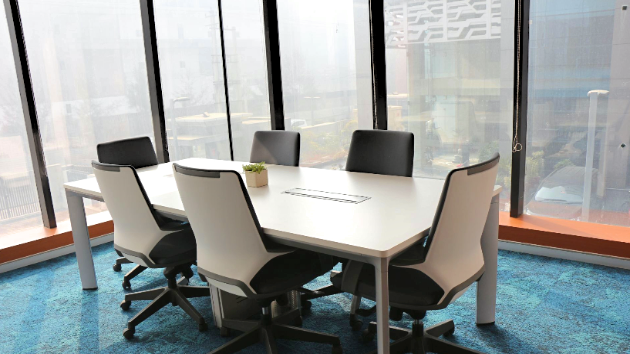 GoSpace 8019 4 Seater - Meeting Room