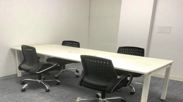 GoSpace 8003 3 Seater - Meeting Room