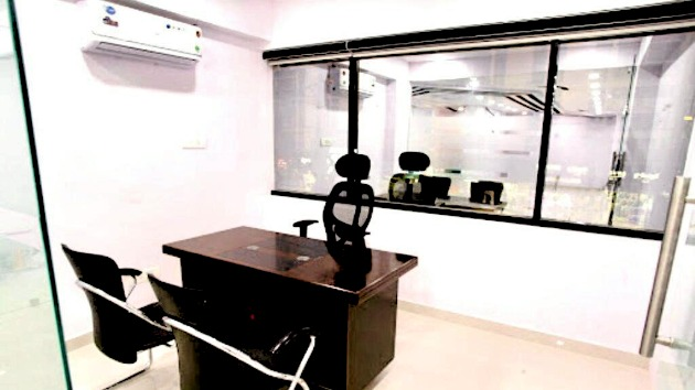 GoOffice 3160 2 Seater Private Cabin