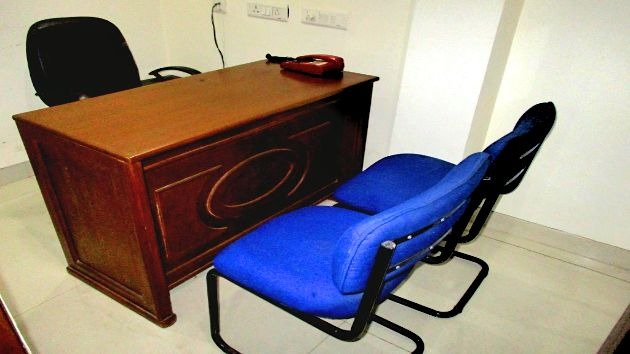 GoSpace 7002 3 Seater - Meeting Room