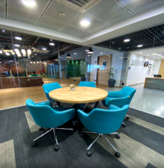 GoSpace 8013 5 Seater - Meeting Room