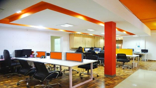 GoOffice 7015 Open Desks