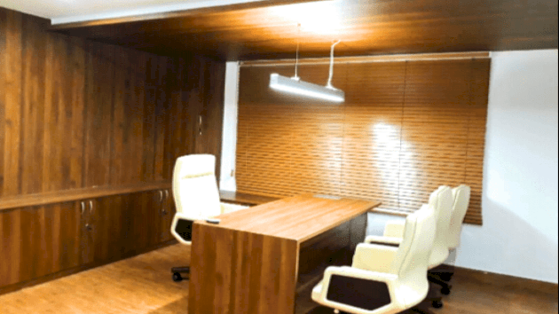 GoOffice 1210 5 Seater Private Cabin