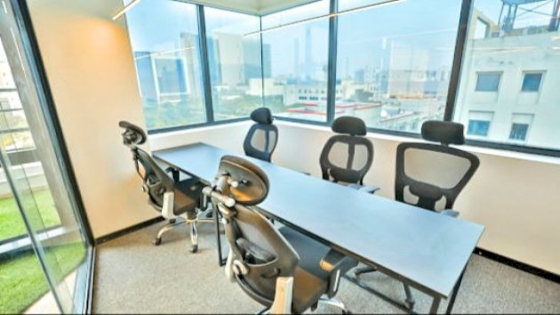 GoSpace 8041 6 Seater - Meeting Room