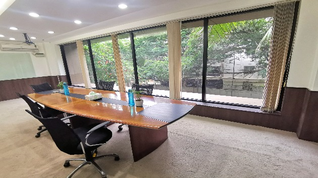 GoSpace 1287 10 Seater - Conference Room