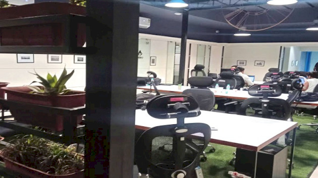 GoOffice 7039 Open Desks