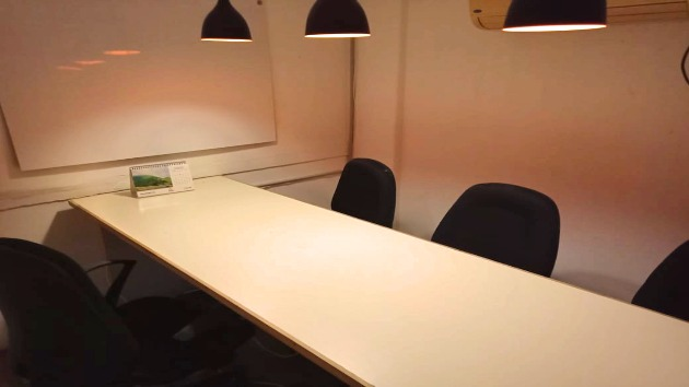 GoSpace 4031 4 Seater - Meeting Room