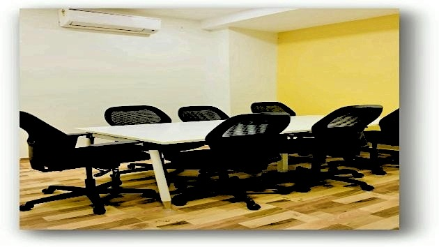 GoSpace 2261 7 Seater - Meeting Room