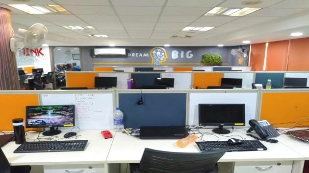 GoOffice 8048 Open Desks