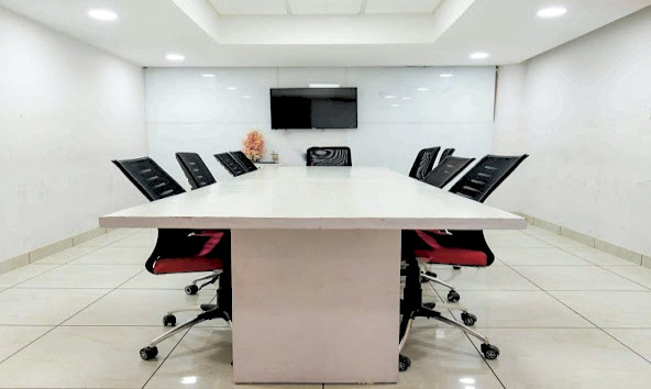GoSpace 8055 6 Seater - Meeting Room