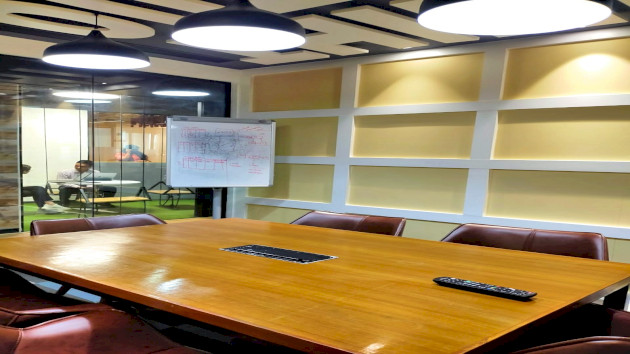 GoSpace 2461 6 Seater - Meeting Room
