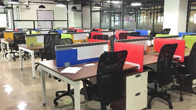 GoOffice 6053 Open Desks