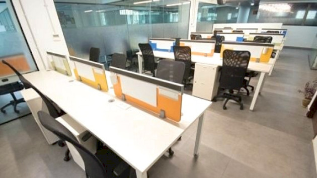 GoOffice 2459 Open Desks