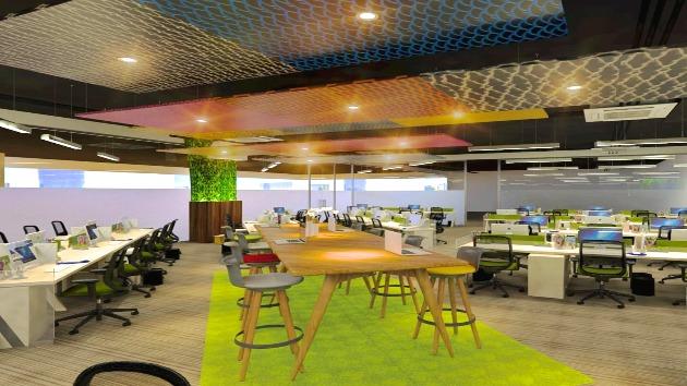 GoOffice 6055 Open Desks