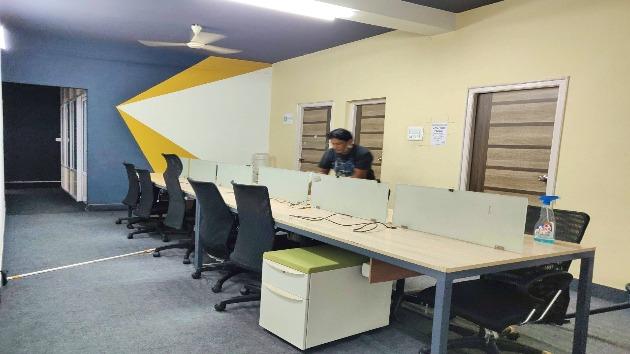 GoOffice 2463 Open Desks